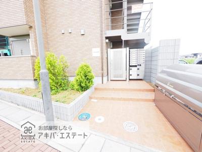 【エントランス】サクラレジデンス八潮