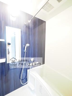 【浴室】サクラレジデンス八潮