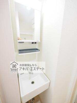【独立洗面台】サクラレジデンス八潮