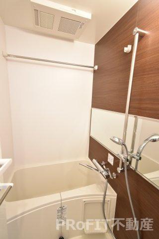 【浴室】スプランディッド難波SOUTH