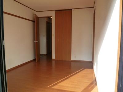 【寝室】ヴェンティラート