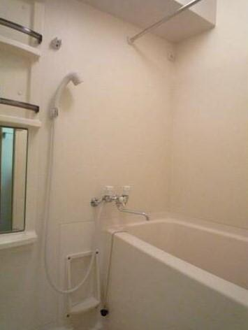 【浴室】グランド・ガーラ西新宿West