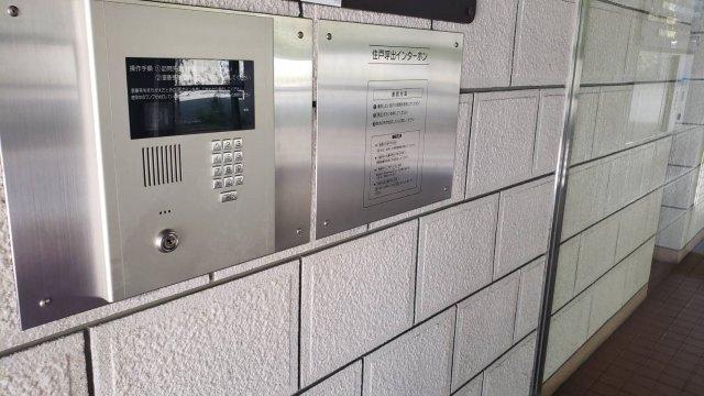 【エントランス】ライオンズマンションマキシム萩の宮