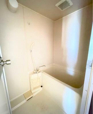 【浴室】カーサビアンカクワトロ