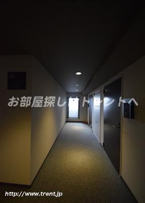 【その他共用部分】パークアクシス八丁堀