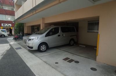 【駐車場】グローバルビレッジ御影