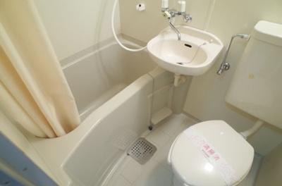 【浴室】グローバルビレッジ御影