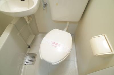 【トイレ】グローバルビレッジ御影