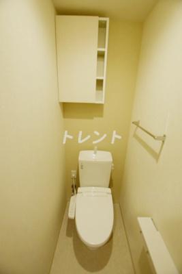 【トイレ】ピュアレジデンス小石川