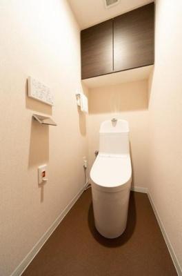 【トイレ】グローリオ越谷ステーションタワー