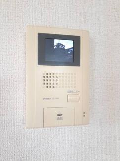 【設備】パルフェ三隈A