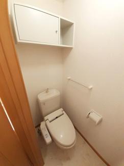 【トイレ】パルフェ三隈A