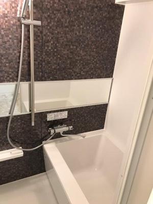 【浴室】エスポアール江戸堀