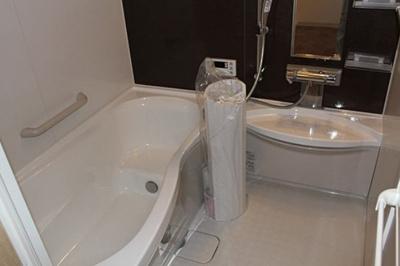 【浴室】西京区山田平尾町