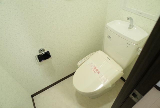 【トイレ】庵