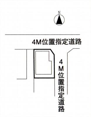 【区画図】所沢市久米