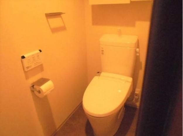 【トイレ】水戸市白梅2丁目 中古マンション サーパス水戸駅南平和公園