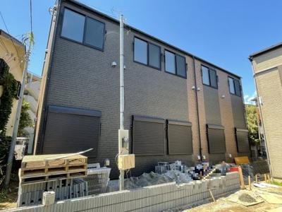 2021年9月1日より入居開始予定の新築アパートです