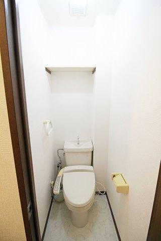 【トイレ】カサベルデ弥生
