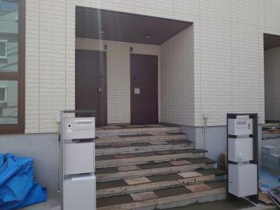 【エントランス】Cameo Terrace