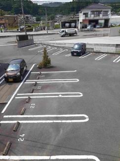 【駐車場】サンパティーク・ロジュマンC