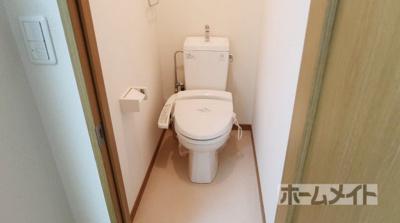【トイレ】シティライフ上本町