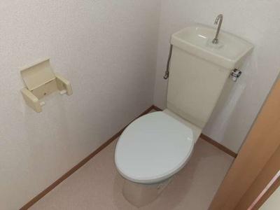 【トイレ】第1ハイツ