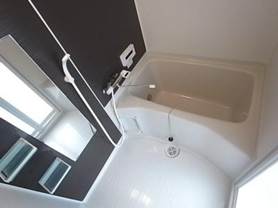 【浴室】ラ・ベルジュ