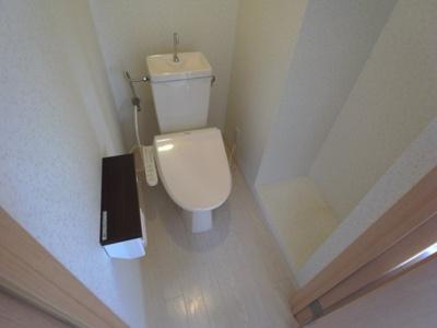 【トイレ】ラ・ベルジュ