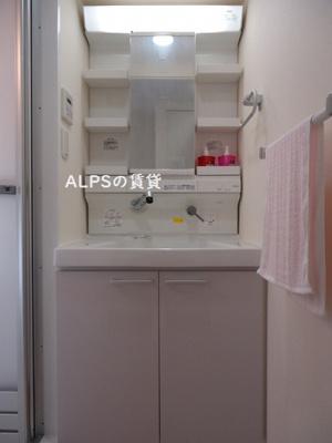シャワー付き洗面台!(同一仕様・モデルルーム仕様)