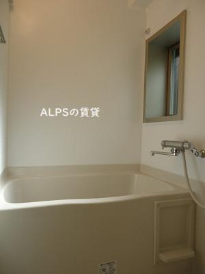 【浴室】アイボリーコート