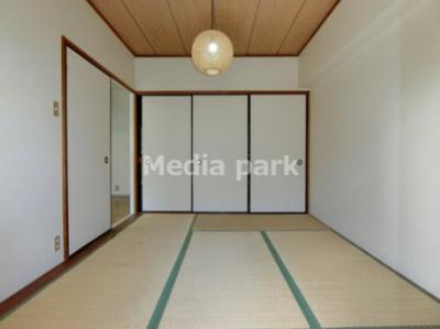 【寝室】梶ヶ谷スカイマンション