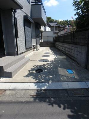 【駐車場】川越市安比奈新田中古戸建