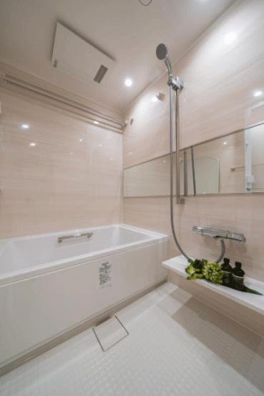 【浴室】クレッセント麻布Ⅱ