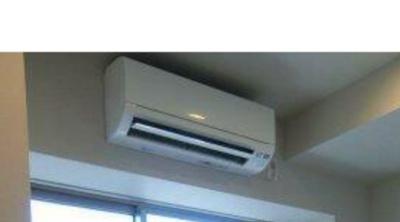 もちろんエアコン付いてます(同建物、同一仕様)