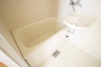 【浴室】弥刀山本マンション