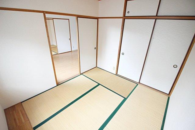 【和室】弥刀山本マンション