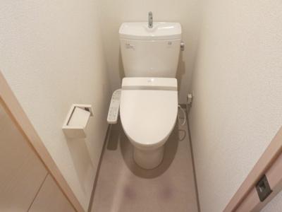 【トイレ】ヴェルト高円寺