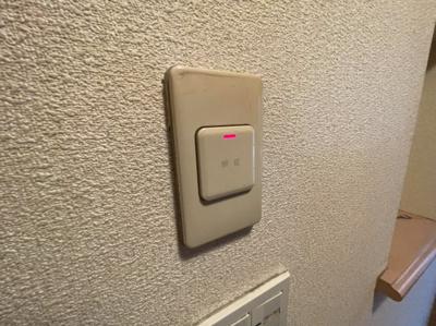 施錠ボタン