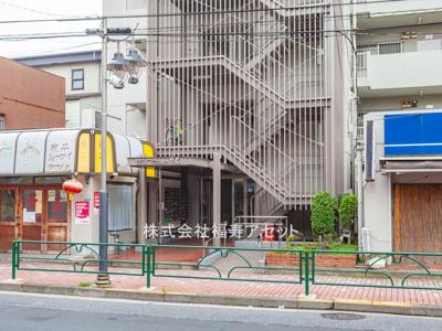 【エントランス】サンフラット立石
