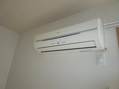 必需品ですエアコン