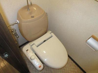 【トイレ】コーポ京野