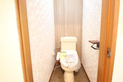 【トイレ】セントラルコーポ本町