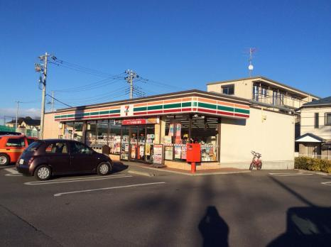 セブンイレブン流山セントラルパーク店