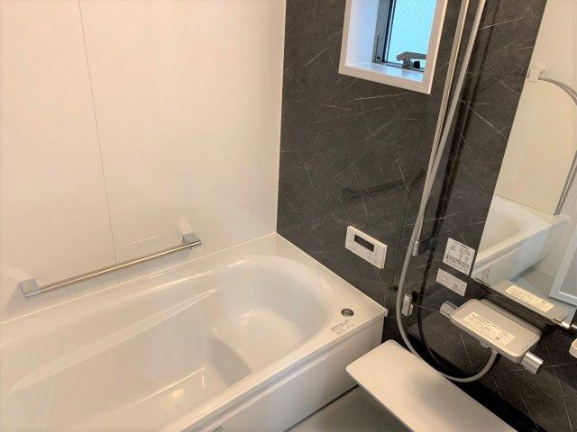 【浴室】新築未入居住宅