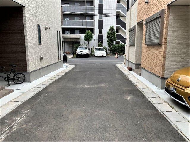 【周辺】新築未入居住宅