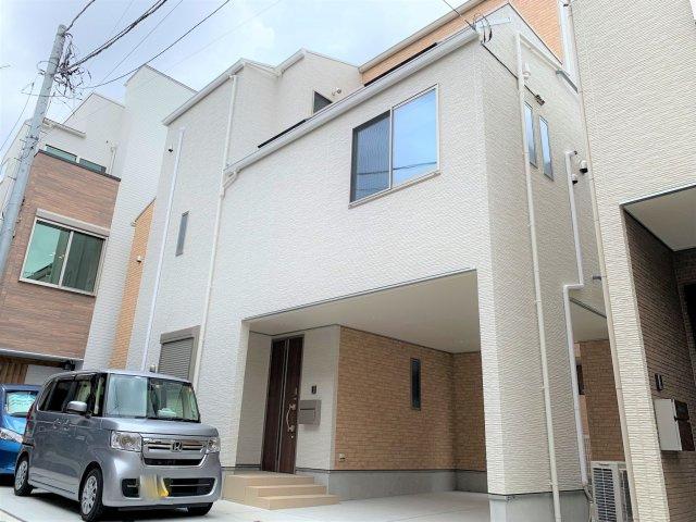 【外観】新築未入居住宅