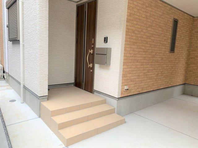 【玄関】新築未入居住宅