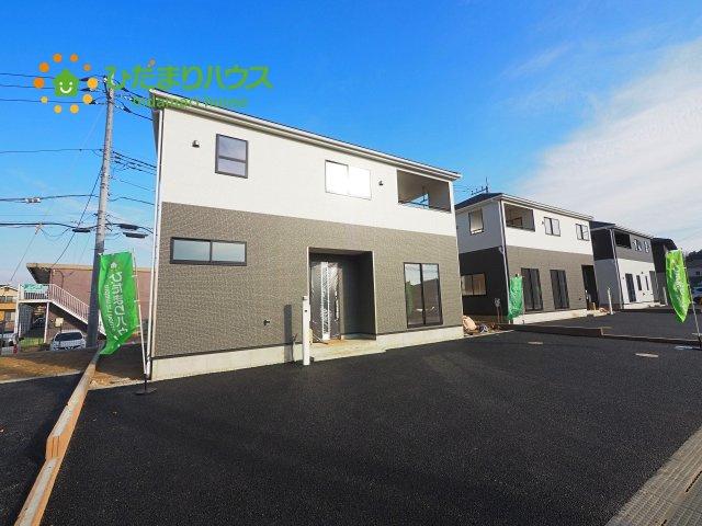 【外観】つくば市並木第3 新築戸建 7号棟