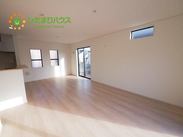【前面道路含む現地写真】つくば市並木第3 新築戸建 7号棟